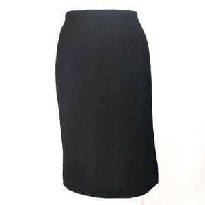 Moschino Knee Length Pencil Skirt